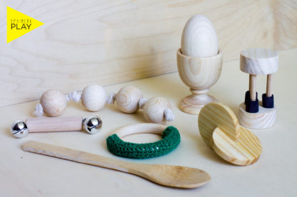 El kit bebe montessori - ephimera play