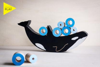 La Orca equilibrista - Ephimeraplay
