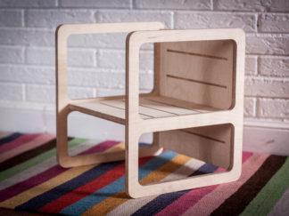 Mobiliario y equipamiento pedagógico