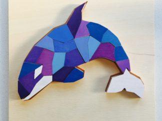 La ballena reversible